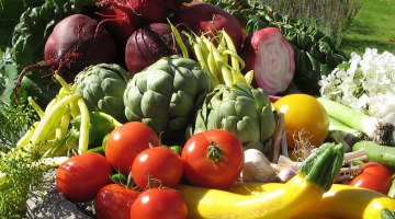 Egenproducerade-grönsaker